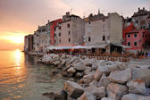 Old town Rovinj — Stock Photo