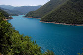 Mountain lake-Montenegro — Stock Photo