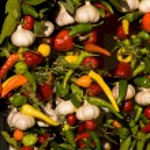sebze karışımı — Stok fotoğraf