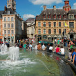 Lille-France - Stock Photo