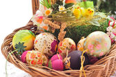 Easter, Pâques, Pasqua, Ostern — Stock Photo