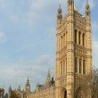Houses of Parliament in London UK — Stock Photo
