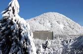 Montaña zheleznaya. — Foto de Stock