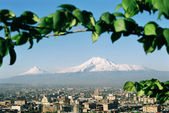 Mountain Ararat. — Stock Photo