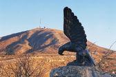 Eagle statue. — Stock Photo