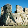 Ruins of an ancient fortress. - Stock Photo
