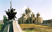 Armenian church. — Stock Photo