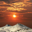 Mountain Elbrus. - Stock Photo