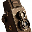 Old photographic camera. — Photo