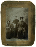 Family. — Stock Photo