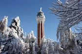 Top of Minaret in Zheleznovodsk. — Stock Photo