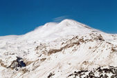 Mountain Elbrus. — Stock Photo