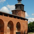 Tower of Nizhny Novgorod kremlin — Stock Photo