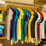 Clothes shop — Stock Photo