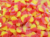 Close up of candies — Stockfoto