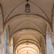 Ceiling of arch corridor — Stock Photo #2005726