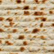 Jewish passover matzah — Stock Photo #2273243
