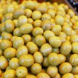 Royalty-Free Stock Photo: Close up of green olives