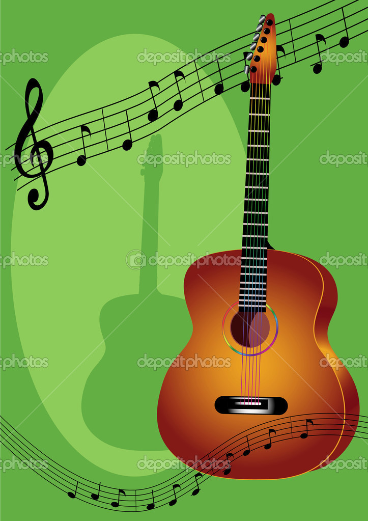 картинки про гитар