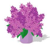 Lilac — Stock Vector