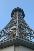 Metal tower — Stock Photo