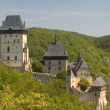 Karlstejn castle — Stock Photo #1861615