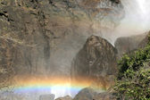 Waterfall in Yosemite National Park — Stock Photo