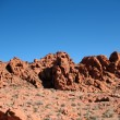 Valley of Fire Nevada - Stock Photo