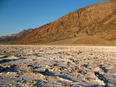 Badwater Death Valley California — Stock Photo