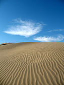 Sand dunes in Death Valley California — Stock Photo