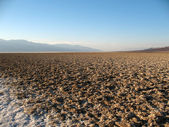 Badwater in Death Valley California — Stock Photo