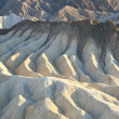 Zabriskie Point Death Valley California — Stock Photo