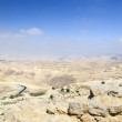 Mount Nebo, place of Moses grave — Stock Photo
