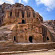 Obelisk Tomb in Petra — Stock Photo