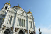 Temple of Christ Our Saviour — Stock Photo
