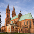 Gothic cathedral — Stock Photo #1735753