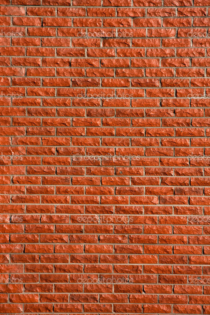 Old brick wall - architectural background texture — Stock Photo #1755236
