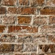 Grunge brick wall background — Stock fotografie