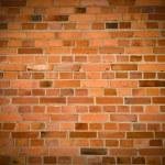 vieux mur de briques de grunge — Photo