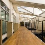 Empty corridor in modern office building — Stock Photo #2044848