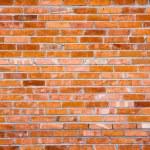 Texture de mur de brique ancienne — Photo