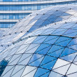 Glass roof in modern building — Stock Photo #2362001