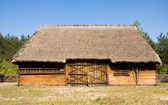 Antique barn building — Stock Photo
