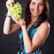 Grapes — Stock Photo #1718187