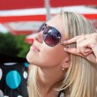 Sun glasses - Stock Photo