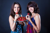 Tasty strawberry — Stock Photo