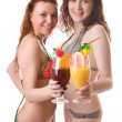 Fruit cocktails — Stock Photo #1733071