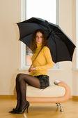 Deštník — Stock fotografie