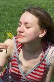 Cheiro de verão 2 — Fotografia Stock