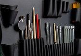 Tool kit — Stock Photo